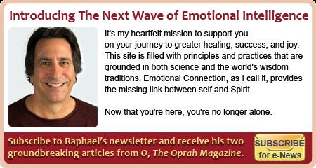 subscribe to Raphael Cushnir
